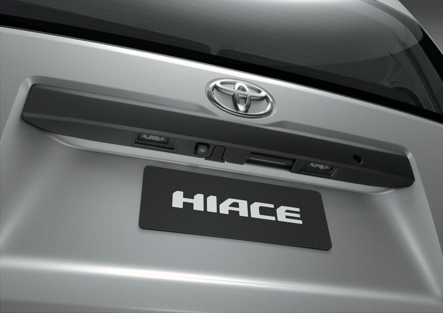 Hiace Carga